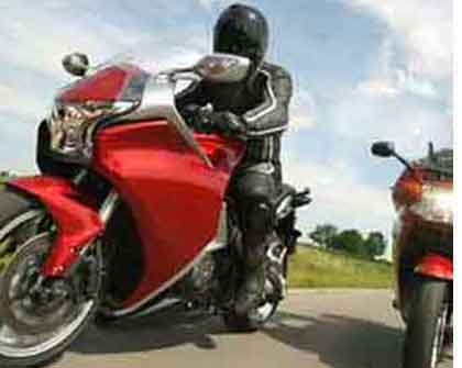 You must successfully complete a CBT training course and gain a DL196 certificate in order to ride legally as a learner.